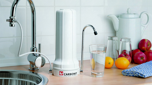Carbonit Trinkwasserfilter