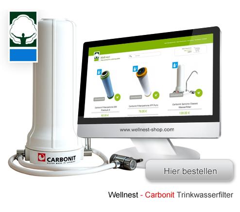 Carbonit Fachhandel - Wasserfilter vom Profi